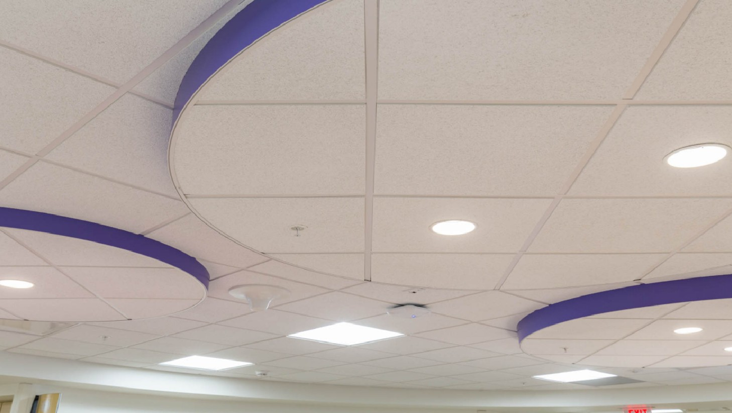 Have You Ever Looked At A Hospitals Ceilings Venture Insurance Group Let Us Help Find Your Answers Now So That Youre Not Wondering About The While Looking Hospital Ceiling